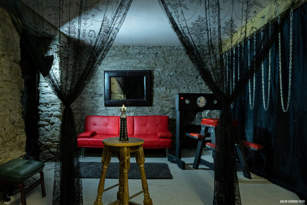 Dungeon for hire in Wales