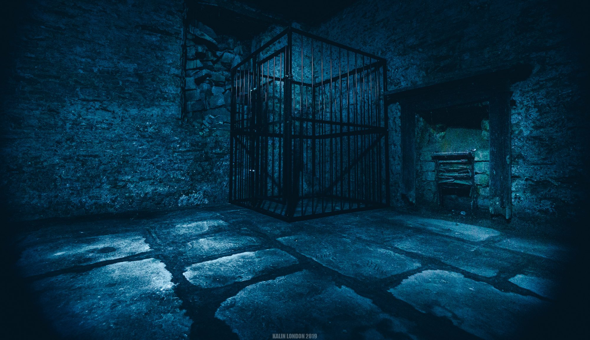 Dungeon for hire in Cardiff Wales