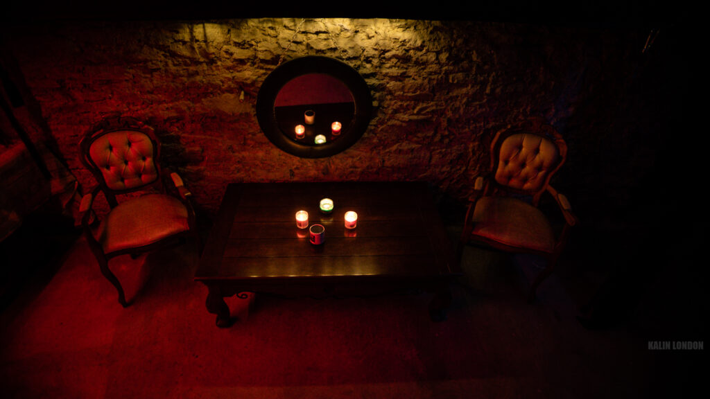 Dungeon for hire south wales